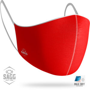 red safety unisex mask unisex mask prostasias maskstore