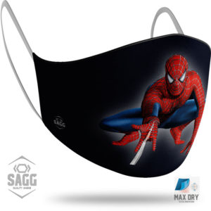 spiderman safety boys chlidren mask boys paidiki maska prostasias maskstore